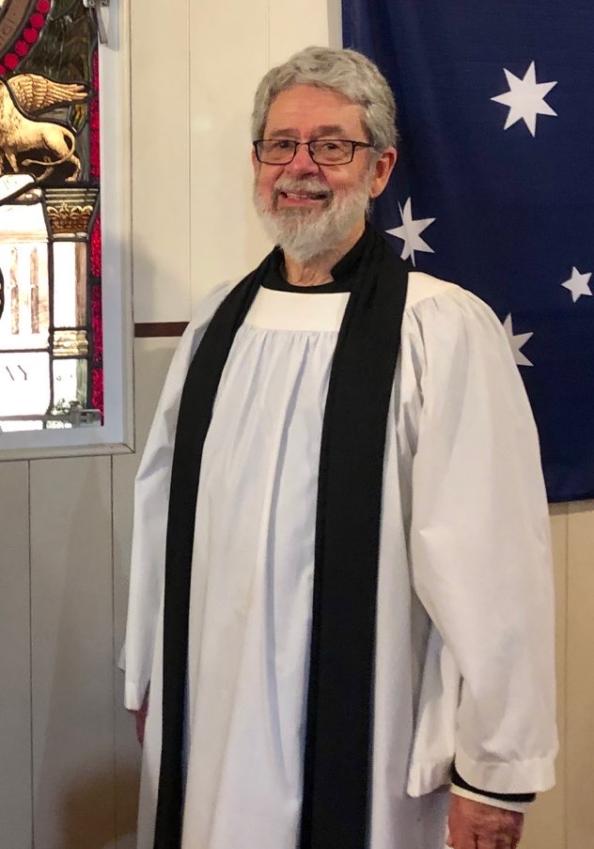 Rev Bill Colbrahams